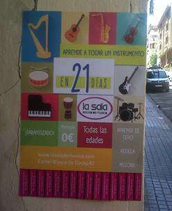 carteles barcelona