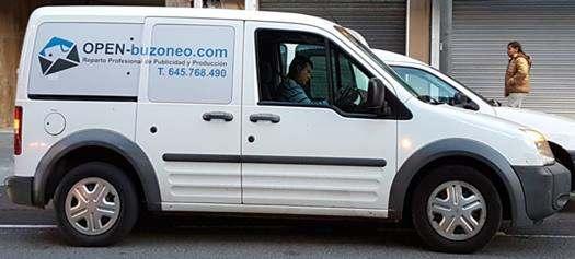 empresa de reparto de publicidad barcelona OPEN