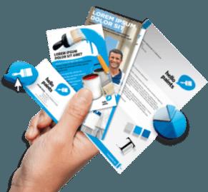 folletos buzoneo